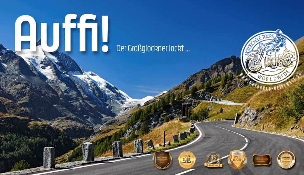 Alpen Motorradtour
